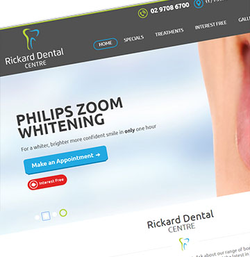 Dentist Website 05