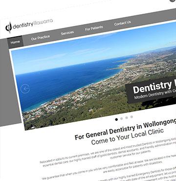 Dentist Website 04